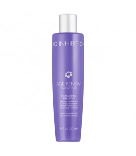 No Inhibition Age Renew Revitalizing Shampoo - 250ml
