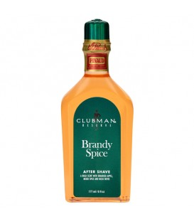 Clubman Reserve Brandy Spice After Shave Lotion - 177ml