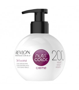Revlon Nutri Color Creme 200 Violet - 270ml