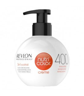 Revlon Nutri Color Creme 400 Tangerine - 270ml