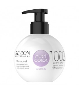 Revlon Nutri Color Creme 1002 Pale Platinum - 270ml