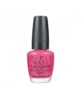 OPI La Paz Itively Hot Nail Polish