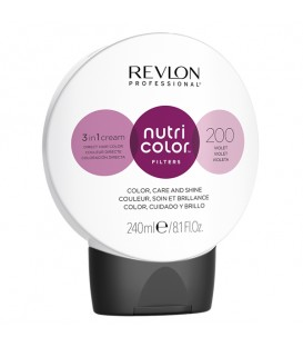 NEW Revlon Professional Nutri Color Filters 200 Violet - 240ml