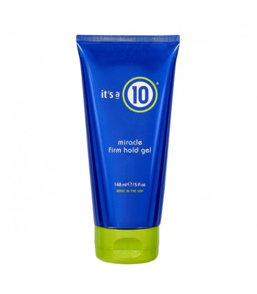 It's a 10 Miracle Firm Hold Hair Gel - 148ml
