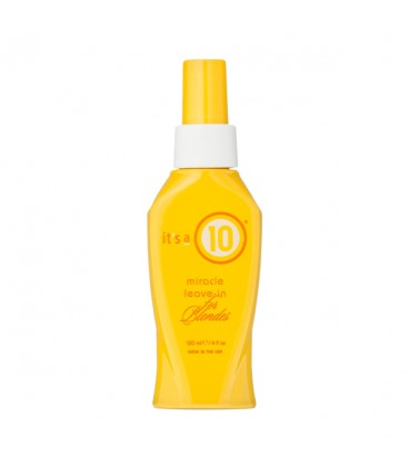 It's A 10 Miracle Leave-In for Blondes - 120ml
