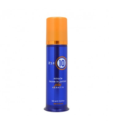 It's A 10 Miracle Leave-In Potion Plus Keratin - 100ml