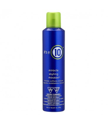 It's a 10 Miracle Styling Mousse - 262ml