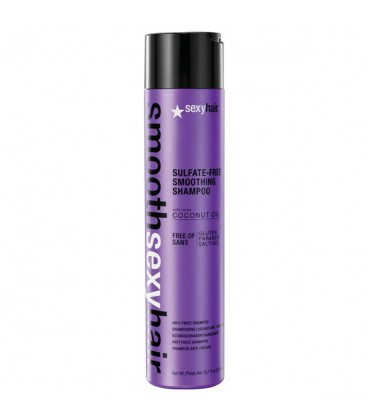Sexy Hair Smooth Sulfat-Free Smoothing Shampoo - 300ml