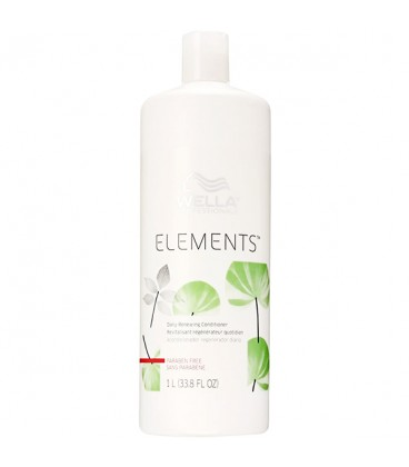 Wella Elements Daily Renewing Conditioner - 1L