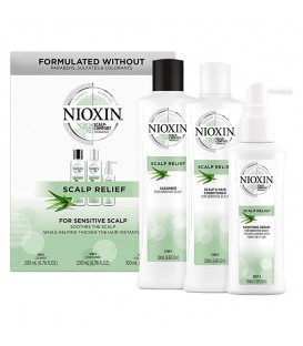 Nioxin Scalp Relief System Kit