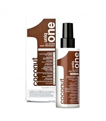 UniqOne Coconut All in One Hair Treatment - 150ml