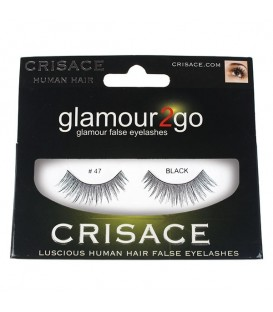 Crisace Glam2Go HH Eyelash 47 -- OUT OF STOCK