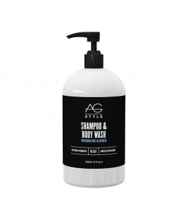 AG Shampoo & Body Wash - 355ml -- OUT OF STOCK