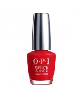 OPI Unequivocally Crimson Lacquer