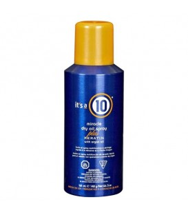 OUT OF STOCK -- It's a 10 Miracle Dry Oil Spray Plus Keratin With Argan Oil - 142g