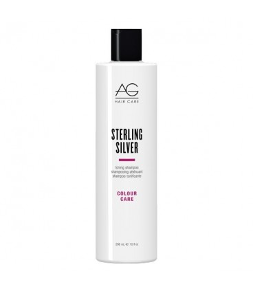 AG Sterling Silver Toning Shampoo - 296ml