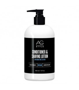 AG Conditioning and Shaving Lotion - 355ml
