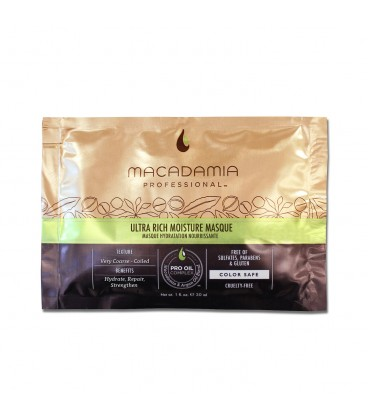 Macadamia Ultra Rich Moisture Masque - 236ml
