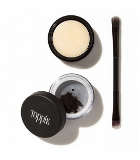 TOPPIK Brow Building Fibers (Dark Brown)