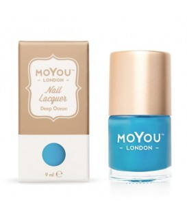 MoYou London Deep Ocean Nail Polish