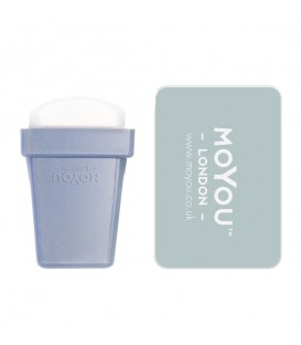 MoYou London Rectangular Stamp & Scraper