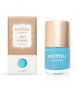 MoYou London Cool Pool Nail Polish