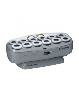 BabyLiss PRO Ceramic 12 Hot Roller Set - BABCHV14C