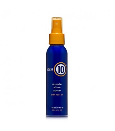 It's a 10 Miracle Shine Spray - 118ml