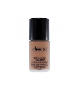 Deca Liquid Foundation - Coffee Brown - 30ml FW-29
