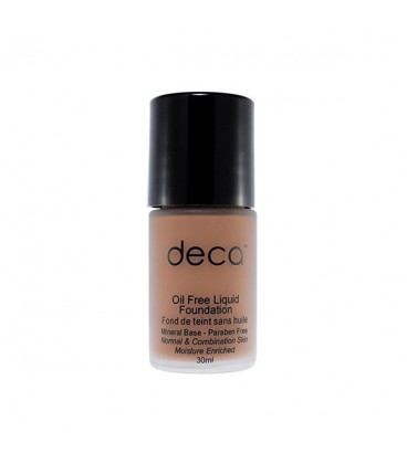 Deca Liquid Foundation - Coffee Brown - 30ml FW-29 -- OUT OF STOCK