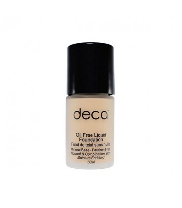 Deca Liquid Foundation - Almond - 30ml FW-32