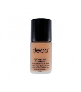 Deca Liquid Foundation - Perfect Brown - 30ml FW-33