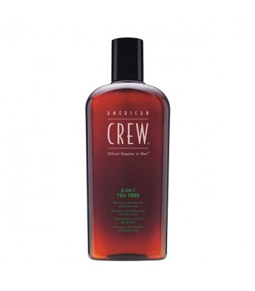 American Crew 3-in-1 Tea Tree - 450ml