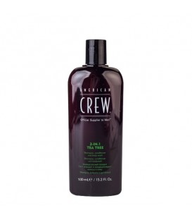 American Crew 3-in-1 Tea Tree Mini - 100ml