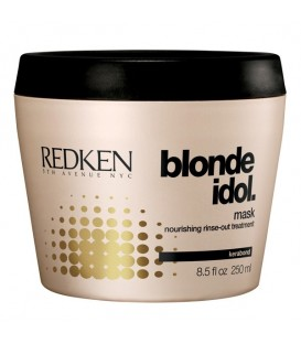 Redken Blonde Idol Mask - 250ml -- OUT OF STOCK
