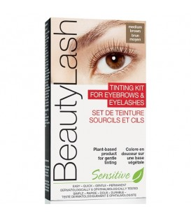 BeautyLash Tinting Kit Medium Brown