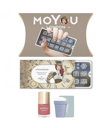 MoYou London Steampunk Starter Kit