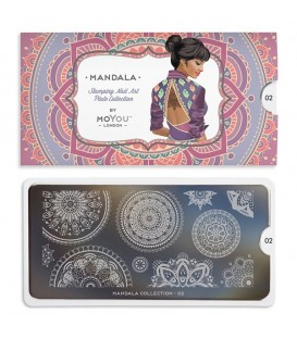 MoYou London Mandala 02