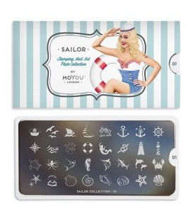 MoYou London Sailor 01