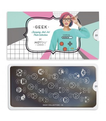 MoYou London Geek 01