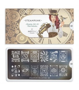 MoYou London Steampunk 05