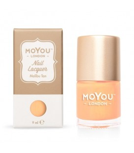 MoYou London Malibu Tan Nail Polish