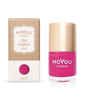 MoYou London XOXO Nail Polish