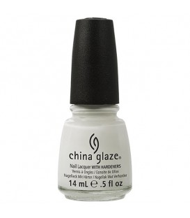 China Glaze White On White Nail Polish