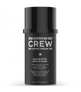 OUT OF STOCK -- American Crew Protective Shave Foam - 300ml