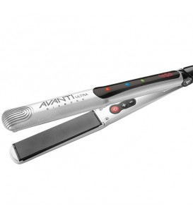 "Avanti Ultra Diamond Nano Ceramic Tourmaline Flat Iron 1-1/4"" AV-CROCAURA4C"