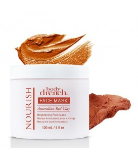 Body Drench Australian Red Clay Brightening Mask - 120ml