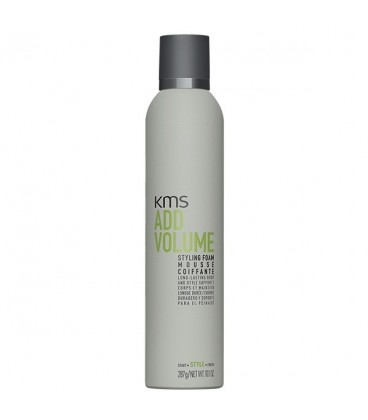 KMS AddVolume Styling Foam - 300ml