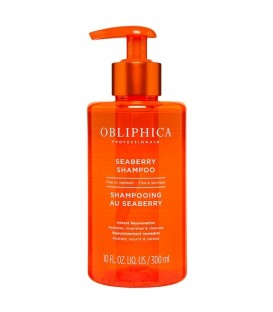 Obliphica Seaberry Fine To Medium Shampoo - 300ml