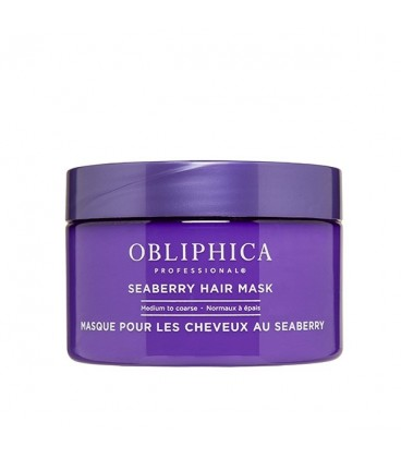 Obliphica Seaberry Medium to Coarse Mask - 250g